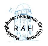 Logo Recklinghäuser Akademie für Hypnose