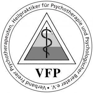 Logo Verband freier Psychotherapeuten, Heilpraktiker, Psychotherapie, psychologische Beratung